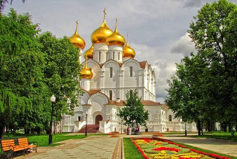 автобусный тур в Ярославль